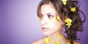 Flower Fashion Beauty-[iStock_000007936392Large]
